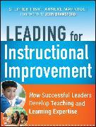 Cover-Bild zu Leading for Instructional Improvement (eBook) von Markholt, Anneke