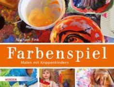 Cover-Bild zu Farbenspiel von Fink, Michael