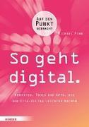 Cover-Bild zu So geht digital von Fink, Michael