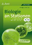 Cover-Bild zu Biologie an Stationen 9-10 von Wertenbroch, Wolfgang