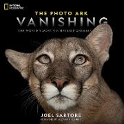 Cover-Bild zu National Geographic The Photo Ark Vanishing von Sartore, Joel