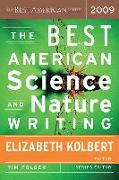 Cover-Bild zu The Best American Science and Nature Writing 2009 von Kolbert, Elizabeth (Hrsg.)