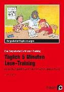 Cover-Bild zu Täglich 5 Minuten Lese-Training - 3./4. Klasse von Kirschbaum, Klara