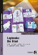 Cover-Bild zu Lapbooks: Die Bibel von Kirschbaum, Klara