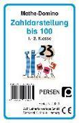 Cover-Bild zu Mathe-Domino: Zahldarstellung bis 100 von Kirschbaum, Klara