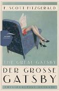 Cover-Bild zu Fitzgerald, F. Scott: Der große Gatsby / The Great Gatsby