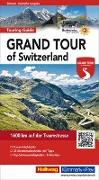 Cover-Bild zu Grand Tour of Switzerland Touring Guide Deutsch von Baumgartner, Roland