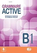 Cover-Bild zu Grammaire Active B1 von Bertini, Jimmy