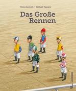 Cover-Bild zu Das große Rennen von Janisch, Heinz