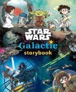 Cover-Bild zu Glass, Calliope: Star Wars Galactic Storybook