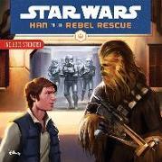 Cover-Bild zu Lucasfilm Press: SW HAN & THE REBEL RESCUE