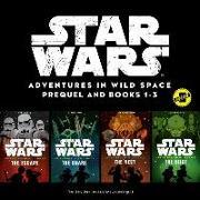 Cover-Bild zu Press, Disney Lucasfilm: Star Wars Adventures in Wild Space: Books 1-3