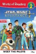 Cover-Bild zu Lucasfilm Press: Star Wars Resistance: Meet the Pilots