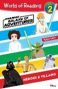 Cover-Bild zu Lucasfilm Press: Star Wars Galaxy of Adventures: Heroes & Villains