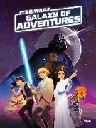Cover-Bild zu Lucasfilm Press: Star Wars Galaxy of Adventures