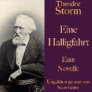 Cover-Bild zu Theodor Storm: Eine Halligfahrt (Audio Download) von Storm, Theodor
