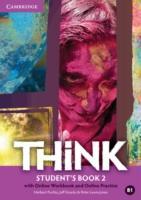 Cover-Bild zu Think Level 2 Student's Book with Online Workbook and Online Practice von Puchta, Herbert