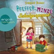 Cover-Bild zu Pfeffer, Minze und das Schulgespenst von Kramer, Irmgard
