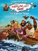 Cover-Bild zu Die Piratenschiffgäng 3 - In stürmischer Mission (eBook) von Kramer, Irmgard