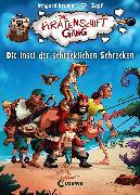 Cover-Bild zu Die Piratenschiffgäng 2 - Die Insel der schrecklichen Schrecken (eBook) von Kramer, Irmgard
