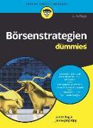 Cover-Bild zu Engst, Judith: Börsenstrategien für Dummies