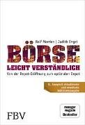 Cover-Bild zu Engst, Judith: Börse leicht verständlich - Jubiläums-Edition