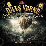 Cover-Bild zu Freund, Marc: Jules Verne, Die neuen Abenteuer des Phileas Fogg, Folge 28: Herrscher der Lüfte (Audio Download)
