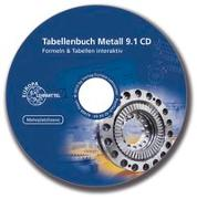 Cover-Bild zu Tabellenbuch Metall 9.1 CD von Gomeringer, Roland
