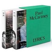 Cover-Bild zu McCartney, Paul: Lyrics Deutsche Ausgabe