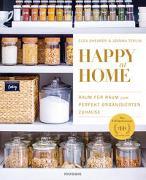 Cover-Bild zu Shearer, Clea: Happy at Home