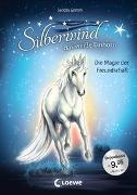 Cover-Bild zu Silberwind, das weiße Einhorn - Die Magie der Freundschaft von Grimm, Sandra