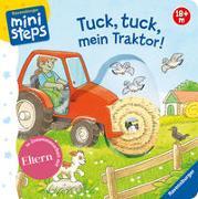 Cover-Bild zu Tuck, tuck, mein Traktor! von Grimm, Sandra
