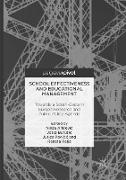 Cover-Bild zu Alfirevic, Niksa (Hrsg.): School Effectiveness and Educational Management