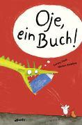 Cover-Bild zu Oje, ein Buch! von Pauli, Lorenz