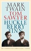 Cover-Bild zu Twain, Mark: Tom Sawyer & Huckleberry Finn