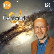 Cover-Bild zu Alpha Centauri - Kann man mit Lichtgeschwindigkeit reisen? (Audio Download) von Lesch, Harald