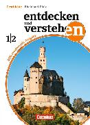 Cover-Bild zu Entdecken und Verstehen 1/2. Differenzierende Ausgabe. Schülerbuch. RP von Berger-v. d. Heide, Thomas