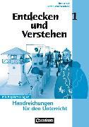 Cover-Bild zu Entdecken und Verstehen 1. Handreichungen für den Unterricht. BW von Berger-v. d. Heide, Thomas (Hrsg.)
