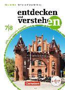 Cover-Bild zu Entdecken und Verstehen 7./8. Schuljahr. Neubearbeitung. Schülerbuch. BE/BB von Berger-v. d. Heide, Thomas