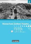 Cover-Bild zu Menschen Zeiten Räume - Gemeinschaftskunde 2. Differenzierende Ausgabe. Handreichungen für den Unterricht mit CD-ROM. RP von Berger-v. d. Heide, Thomas (Hrsg.)