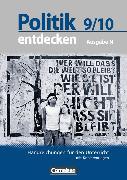Cover-Bild zu Politik entdecken 9./10. Schuljahr. Handreichungen für den Unterricht. NI von Möhlenkamp, Uta