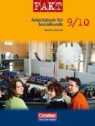 Cover-Bild zu Fakt Sozialkunde 9./10. SJ. Schülerbuch. ST von Berger-v. d. Heide, Thomas