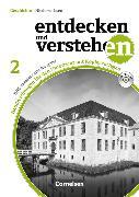 Cover-Bild zu Entdecken und Verstehen 2. Differenzierende Ausgabe. Handreichungen für den Unterricht, Kopiervorlagen und CD-ROM . NI von Berger-v. d. Heide, Thomas