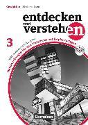 Cover-Bild zu Entdecken und Verstehen 3. Differenzierende Ausgabe. Handreichungen für den Unterricht mit CD-ROM. NI von Berger-v. d. Heide, Thomas