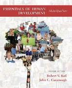 Cover-Bild zu Kail, Robert V.: Essentials of Human Development: A Life-Span View