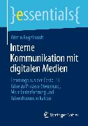 Cover-Bild zu Interne Kommunikation mit digitalen Medien (eBook) von Engelhardt, Kristin