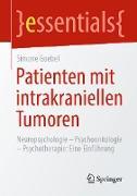 Cover-Bild zu Patienten mit intrakraniellen Tumoren (eBook) von Goebel, Simone