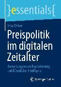 Cover-Bild zu Preispolitik im digitalen Zeitalter (eBook) von Weber, Felix
