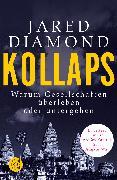 Cover-Bild zu Kollaps von Diamond, Jared