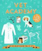 Cover-Bild zu Martin, Steve: Vet Academy
